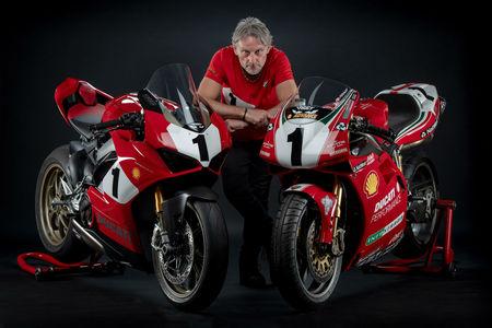 Ducati Panigale V4 25° Anniversario 916 Launched In India