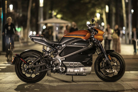 Harley-Davidson LiveWire Specifications Revealed