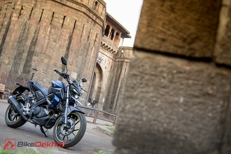 Yamaha MT-15 Review: Photo Gallery