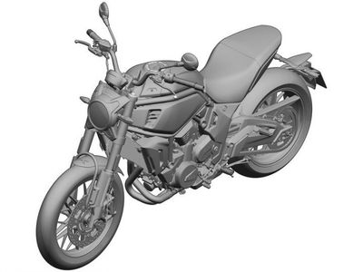 All-new CFMoto 700cc Motorcycle In The Making?
