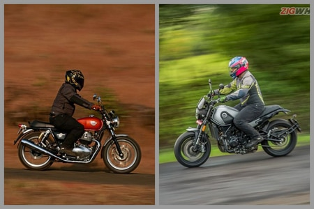 Benelli Leoncino Vs Royal Enfield Interceptor 650: Real-World Numbers Compared