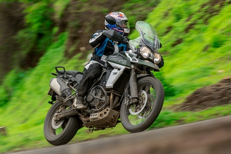 Triumph Offers Extended Warranty For Existing Customers