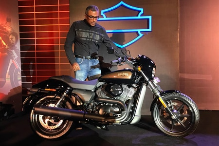 Harley-Davidson Launches Street 750 10th Anniversary Limited Edition Series