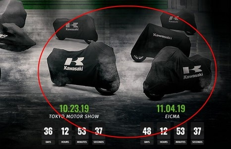 Is This The Ninja ZX-25R In Kawasaki's 2020 Model Lineup Teaser?