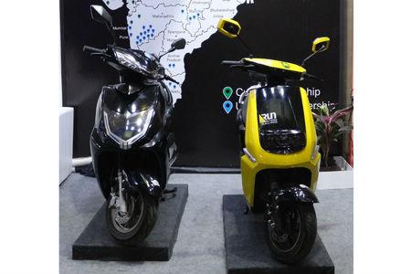 Avan Motors Unveils Two New Concept E-scooters