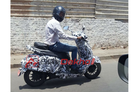 Bajaj's Upcoming e-Scooter To Be Launched In Phases