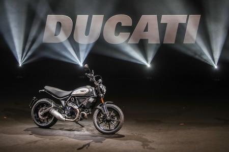 Ducati Scrambler Icon Dark Showcased At Ducati World Premiere