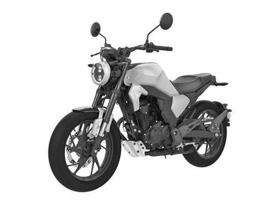 Honda Neo-Retro CB150 Verza Patent Images Leaked