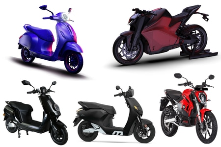 Top 5 Electric Bike Brands Launched In India