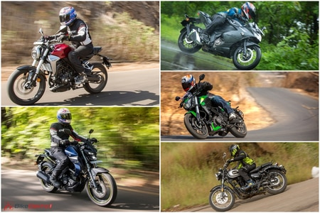 Top 5 Bikes Launched In 2019 Between Rs 1 lakh And Rs 2.5 lakh