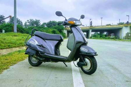 Bengaluru-based Start-up Will Convert Your Petrol Scooter Into A Hybrid!