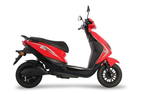 Ampere Reo Elite Electric Scooter Launched In India