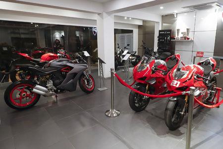 New Ducati Dealership Inaugurated In Delhi