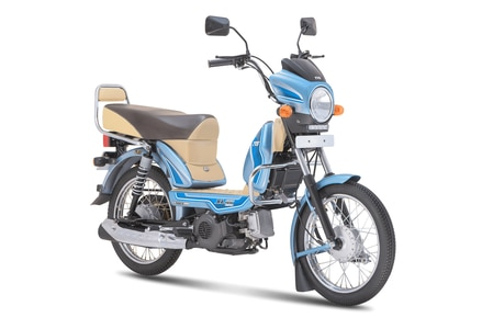 TVS XL100: Same Price, Other Options