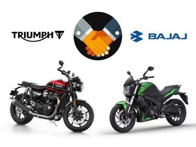 Bajaj-Triumph Partnership To Be Finalised on 24th January