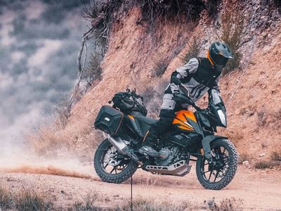 KTM 390 Adventure Launched In India!