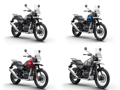 Royal Enfield Himalayan BS6: Which Colour To Pick