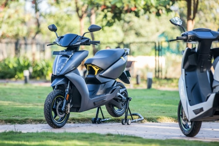 Ather 450X Electric Scooter Launched