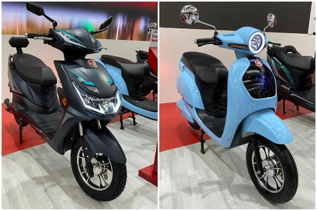 Hero Electric AE-29 And AE-8 Unveiled At Auto Expo 2020