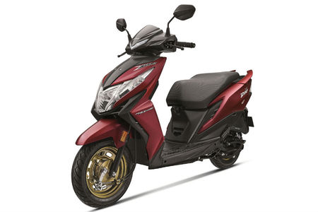 Honda Dio BS6 Launched. Rs 3,900 Cheaper Than Honda Activa 6G BS6!