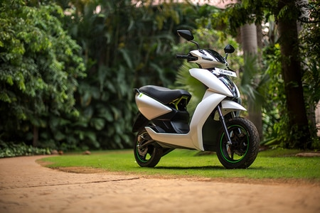 Ather 450 Electric Scooter To Be Discontinued
