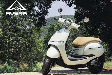 Avera Retrosa e-Scooter To Be Introduced In Northern And Southern India