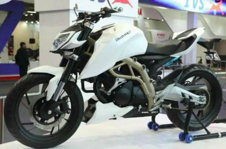 Second TVS-BMW Motorcycle Launch Confirmed For 2021