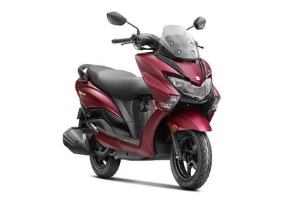 Suzuki Burgman Street BS6 Launched In India