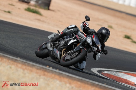 2020 Triumph Street Triple RS Launch On March 25