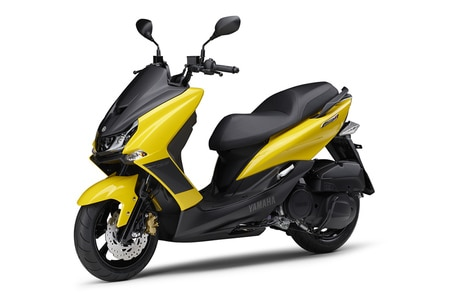 Yamaha Majesty S 155 Maxi-scooter Revealed In Japan. Unlikely To Come To India