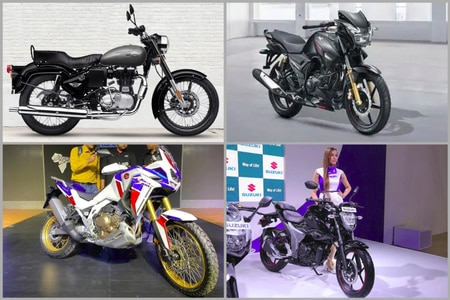Two-wheeler Launches In March: Royal Enfield Bullet 350 BS6, Bajaj Dominar 250, Suzuki Gixxer BS6, And More