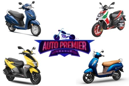 Best Scooter In India - Vote For Your Favourite