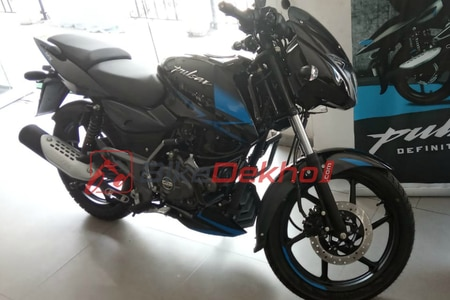 Bajaj Pulsar 125 Split Seat BS6 Arrives At Dealerships