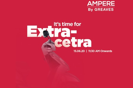 Ampere Vehicle To Launch New E-scooter In India