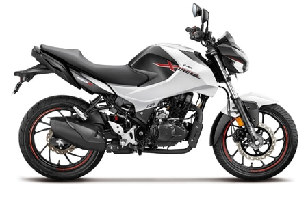 Hero Xtreme 160R: Colours & Variants Explained