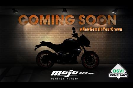 2020 Mahindra Mojo BS6 India Launch Soon