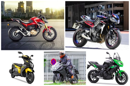 Weekly News Wrapup: Honda CB Hornet 200R India-bound, 2021 KTM RC 390 Spied Again, TVS NTorq 125 Race Edition New Colour Launched & More!