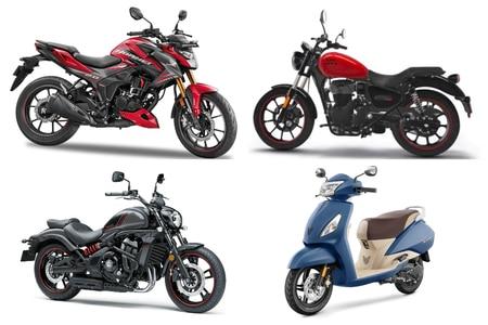 Weekly News Wrapup: Honda Hornet 2.0, TVS Jupiter ZX Disc, Kawasaki Vulcan BS6 Launch, Meteor Details And More