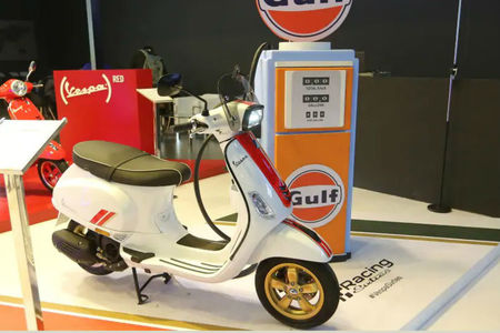 Vespa Racing Sixties Launched In India