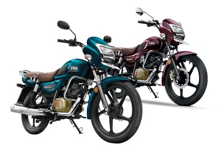 TVS Radeon Gets Two New Colour Variants