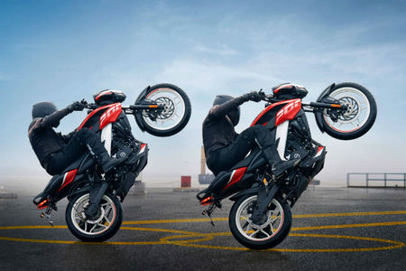 Bajaj Pulsar NS200 Set To Get Sportier With This New Colour