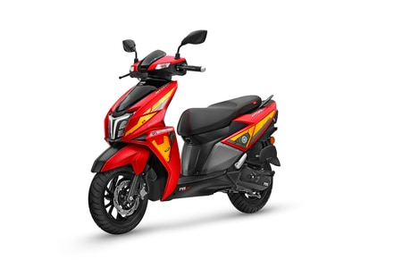 TVS NTorq 125 SuperSquad Edition Launched at Rs 77,865
