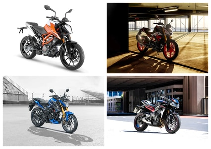 2020 Launches: Naked/Roadster Motorcycles