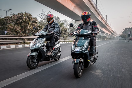 EeVe Atreo, Ahava Electric Scooters Launched In India