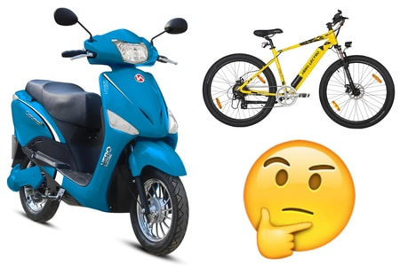 Hero Lectro F6i e-Cycle vs Hero Electric Optima LA Electric Scooter: Which One To Buy?