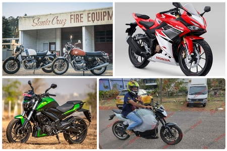 Weekly Two-wheeler News Wrapup: Sporty Royal Enfield Cruiser Spotted, Honda Entry-level CBR150R, Price Hikes And More!