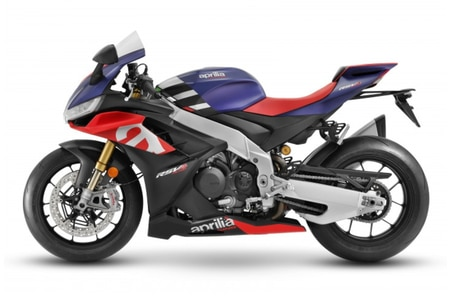 2021 Aprilia RSV4 Launched Overseas With Bigger Engine, MotoGP Technology