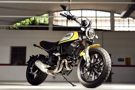 Ducati Scrambler Icon BS6: Same Price Other Options