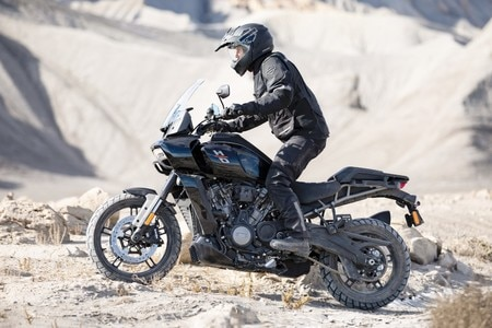 Harley-Davidson Pan America 1250 Adventure Bike Unveiled