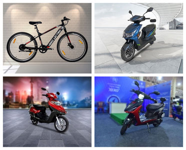 5 Most Affordable Electric Two-Wheelers In India